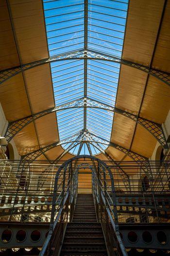 Ireland Dublin Prison Jail KilmainhamGaol Kilmainham Patrimoine Unbelievable Wonderful