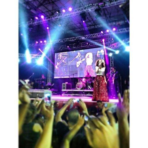 Ontem foi assim u.u — VanessaDaMata FestaDeArembepe Diversão Night photo friends verão