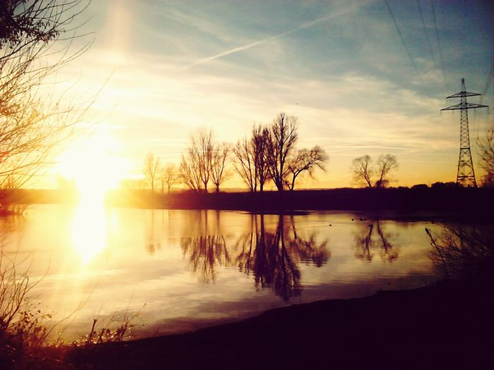Sunset Water_reflection  Landscape_Collection EyeEmbestshots