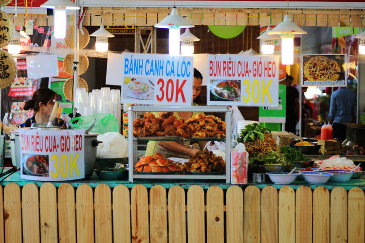 Choice Day Festival Food Freshness Hoi Cho Market Market Stall No People Outdoors Price Tag Retail  Variation Vietnam Travel Vietnamese Food