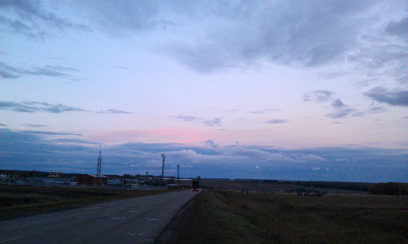 Road Trip Countryside Country Life Russia Outdoors Sky Summer Summer Sunset Away Ride Purple Clouds Nature