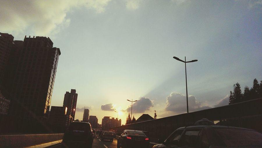 Sunset Shanghai