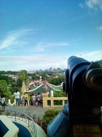 No filter. Taoist Temple Cebu City, Philippines.