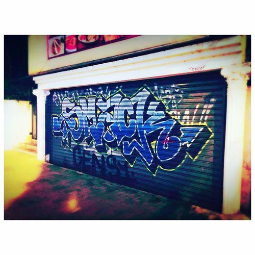 涂鸦 吉隆坡街头
