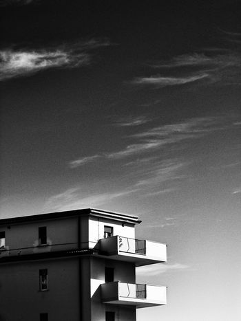 Cityscape Abstraction Architecture_bw Black And White Mood Cityscape No People Raking Light Shadows And Light Sky