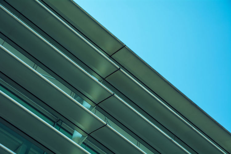 Pattern Pieces Abstract Building Exterior Traveling Travel Photography Travel Berlin Low Angle View Geometry Architecture Pivotal Ideas