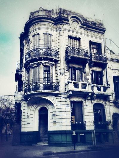 Old house,