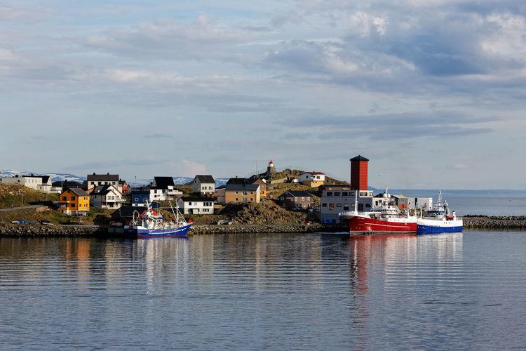 Honningsvag , North Cape. Fjordland Norway Honningsvag Honningsvag Norway Norway Fjord North Cape