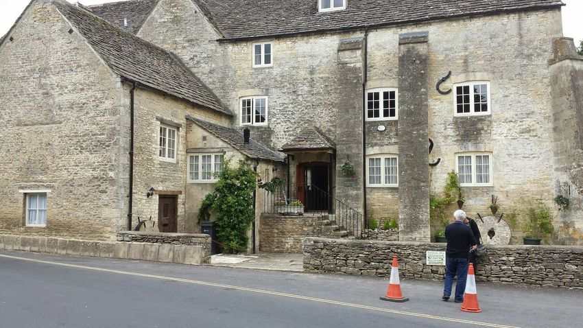 Arlington Mill. This is one of the National Heritage Site in the UK. Arlington Row, Cotswolds English Countryside Taking Photos Hi! Relaxing Check This Out Hanging Out Hello World Exploring New Ground Enjoying Life