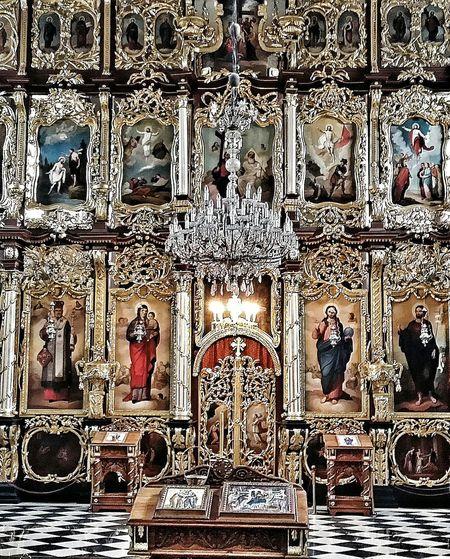 Church Temple Crkva Rodjenja Presvete Bogorodice Serbo-Byzantine Zemun Belgrade Serbia