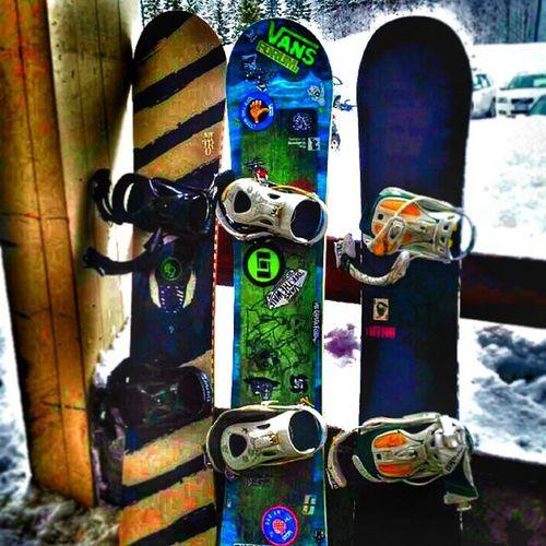 Snowboard Snow Neve Abetone Vacanze
