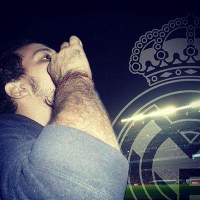 100% Madridista Halamadrid :)