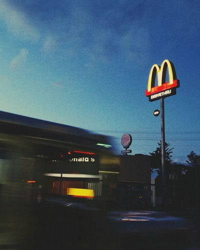 busy dawn The Street Photographer - 2017 EyeEm Awards Night Road Sign Architecture Sky McDo McDonald's McDonald Dawn Dawn Collection Dawn Of A New Day DawnWeeklyProject Dawnsky Dawn Light Streetphotography