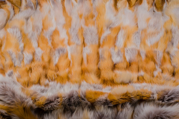 Full Frame Shot Of Fake Fur