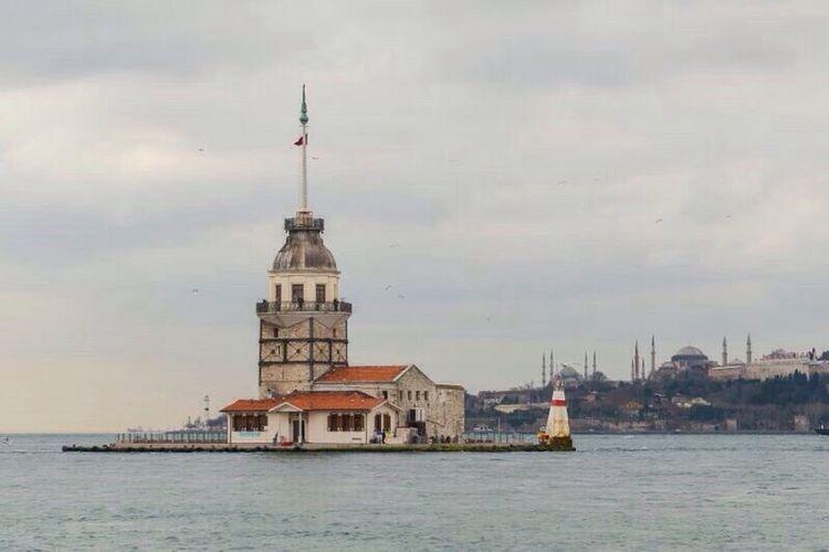 Kiz kulesi - Türkçe