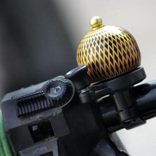 Ringing bell. Kring...kring.... Bell Ringing Metal Goldyellow yellow nice good me photooftheday