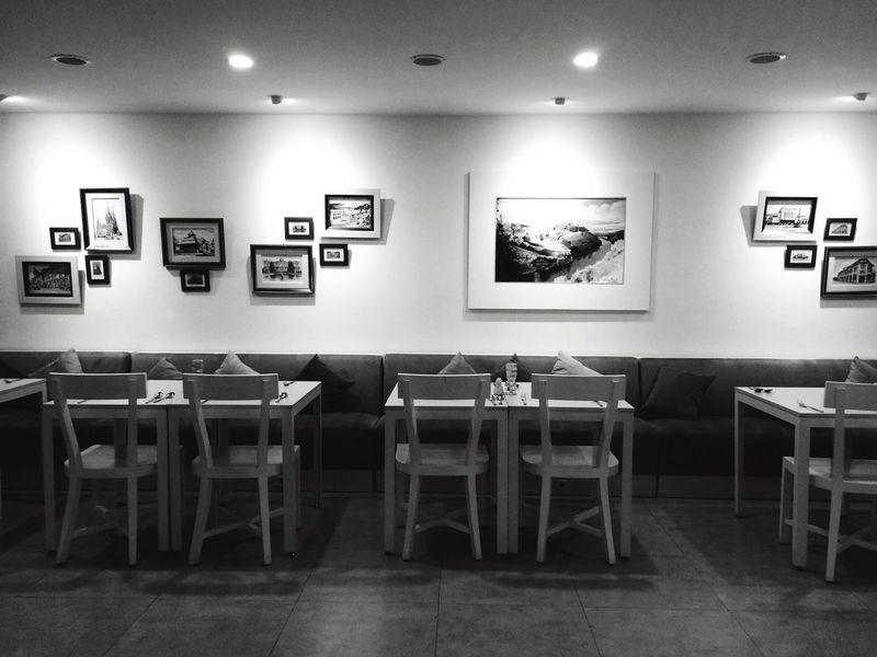 Empty Room Blackandwhite Black & White Monochrome Hitamputih IPhoneography