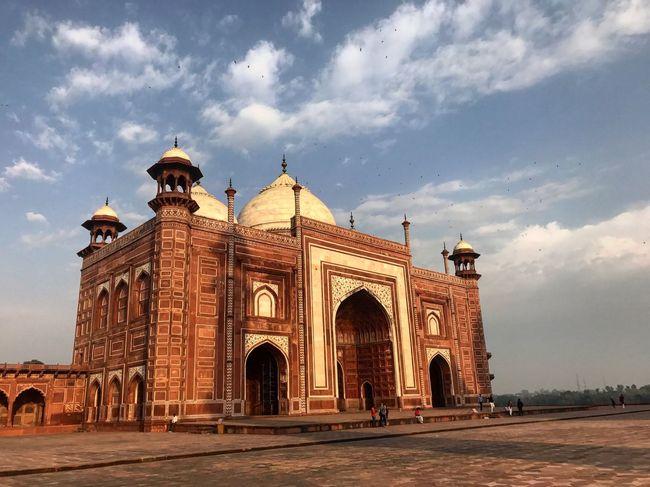 EyeEm Nature Lover Eyeemphotography Eye4photography  Taj Mahal India Indian Style Indian Culture  History Of Arts