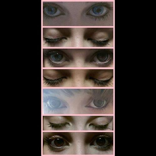 Love lens Circlelens Bluecircolens BlueEyes Bluelens browneyes graylens graycirclelens grayeyes lovemylens