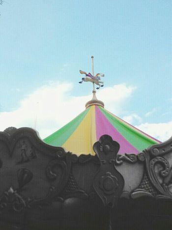 The carousel of life Carousel Carouselhorse ColorsplashEnjoytheride Caroussel Carousel Dreams