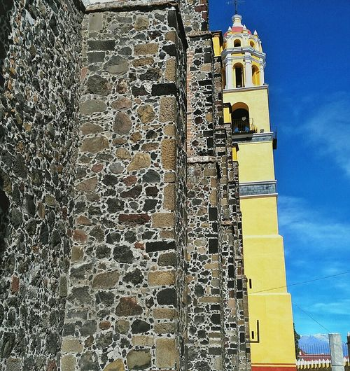 Church Cholula