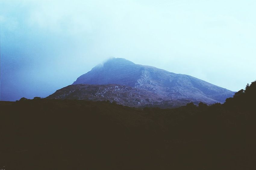 Approaching Tryfan by car in North Wales. One of the most iconic Mountains in the Snowdonia National Park. First Eyeem Photo