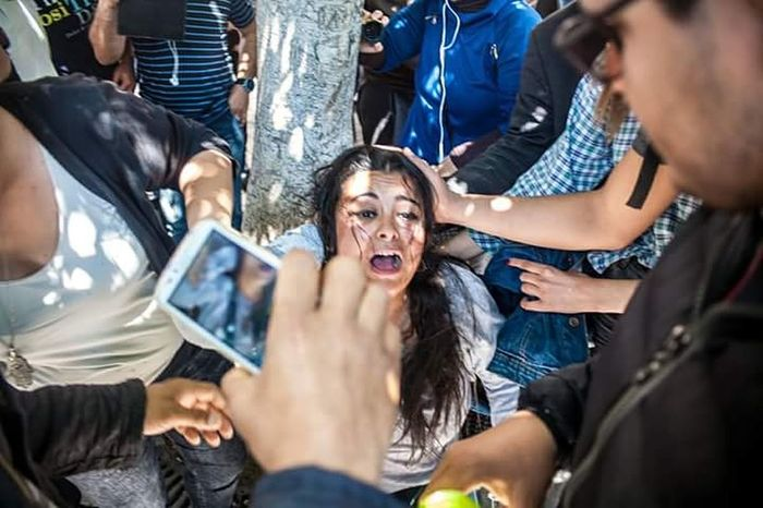 First Eyeem Photo Photojournalism Riot Union News Newsworthy Cover Student Students Protest Tunisie Protesting Streetphotography Protest Tunis Protesters Tunisia Manifestation Header Magazine Resist The Photojournalist - 2017 EyeEm Awards