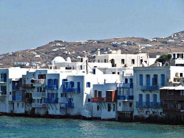 Enjoying Life Traveling LittleVenice Greece