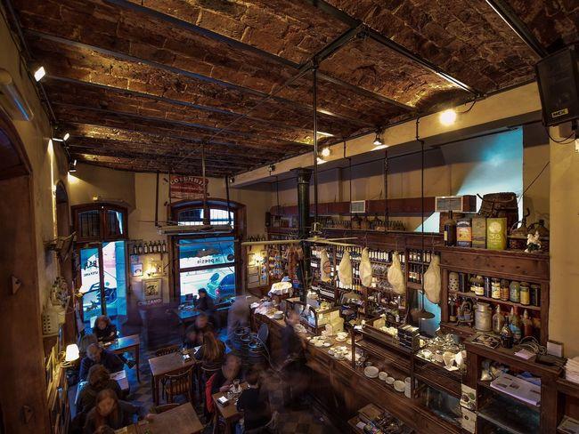 Bar Buenos Aires, Argentina  Interior Design Argentina Street Life Life In Motion Store Decor Santelmo