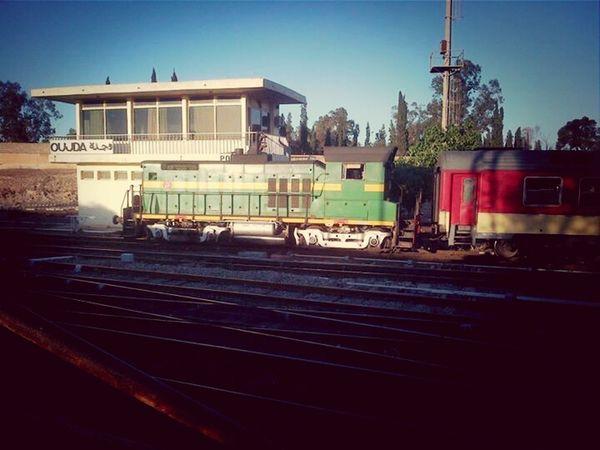 Trainporn Morocco Oujda