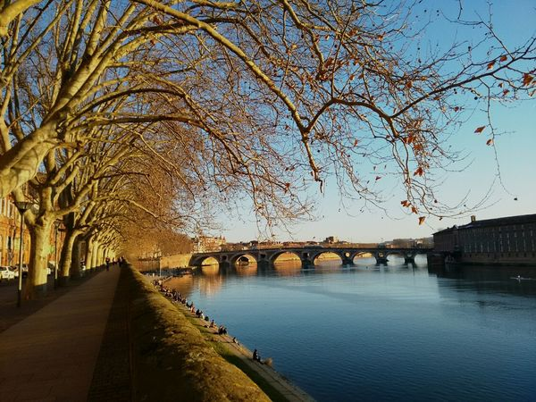 Before Sunset Toulouse Architecture Cityscapes France Digital Streetphotography Sunset