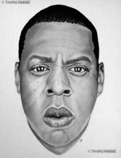 Drawing Rap Jay-Z