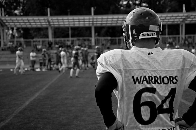 Dumny z bycia Warriors! Warriors Lubin 64 PLFA8