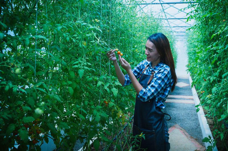 Farm Woman