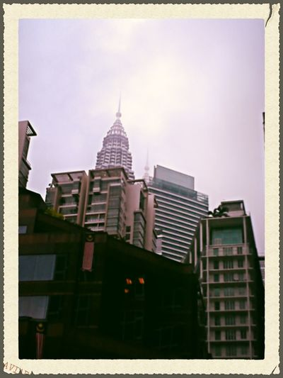 rain is coming Malaysia Cityscapes