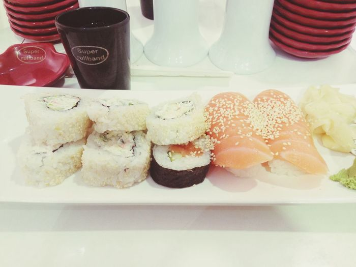 My favorite food in the world, Sushi! <3