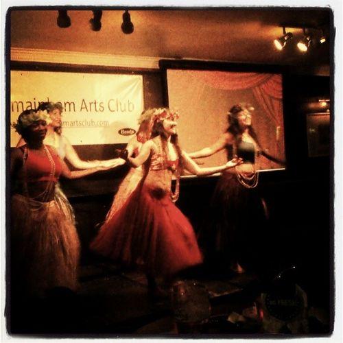 Tahitian Dance @ KilmainhamArtsClub
