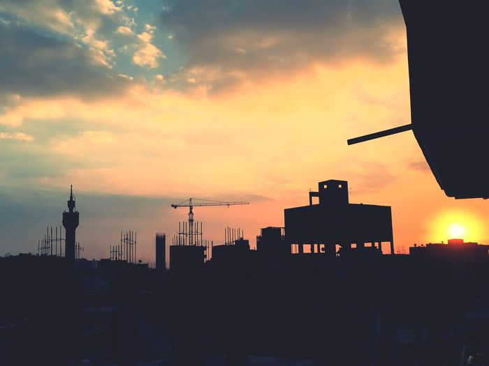 My Year My View Sky Sunset Best_view Best Photo