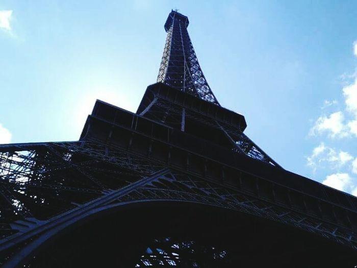 Paris, France  Eiffel Tower Trip With Friends