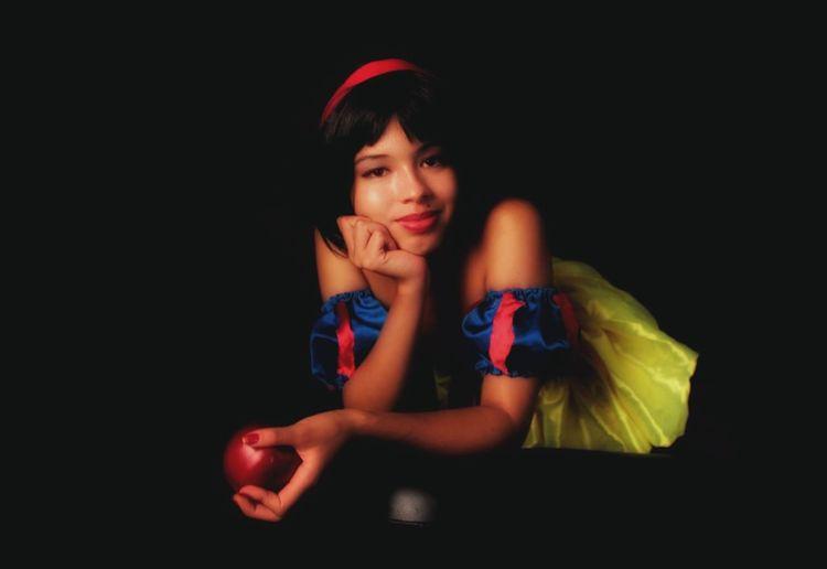 Modelo: Odeht. Fotografía : Owan Princess Blanca Nieves Nude Princes