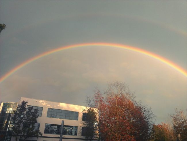 Rainbows Sky Clouds part 3 by Shaun Emerik ©