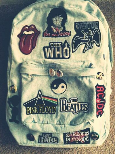 Pink Floyd The Beatles The Who AC/DC THE ROLLING STONES ♥♥♥