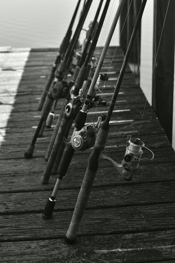 Shades Of Grey North Carolina Nature Outdoor Photography Fishing Fishingrods Blackandwhite Blackandwhitephotography Lake View