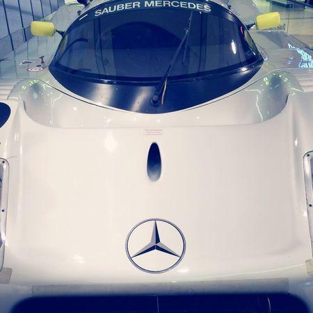 Another Mercedes Benz Racing Car