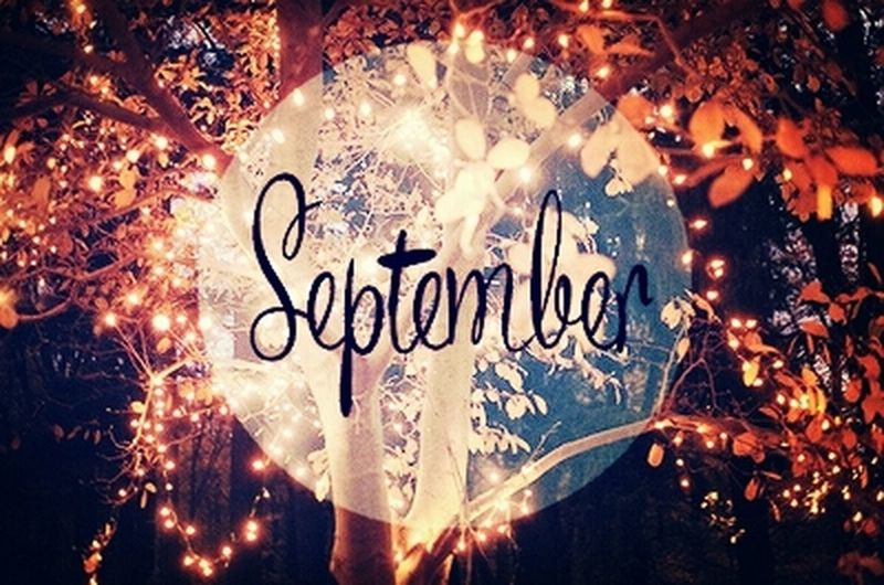 ?Hello september? Setembro September