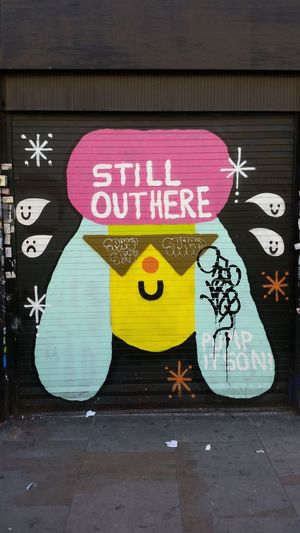 Brick Lane. Brick Lane Brick Lane LONDON❤ Streetphotography Street Art Street Travel Travel Destinations Holiday Still Out  No People Day Outdoors