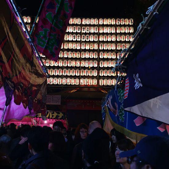 酉の市の思い出 Japan Carnival Shinjuku 酉の市 花園神社 新宿