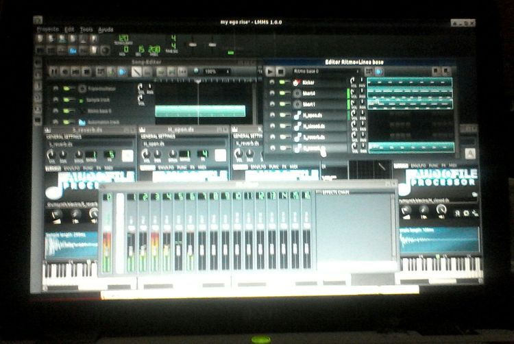 Makingnoise InMyHome Lmms Linux follow soundcloud darukhycancer and aperfectsoulcut xD electro odd