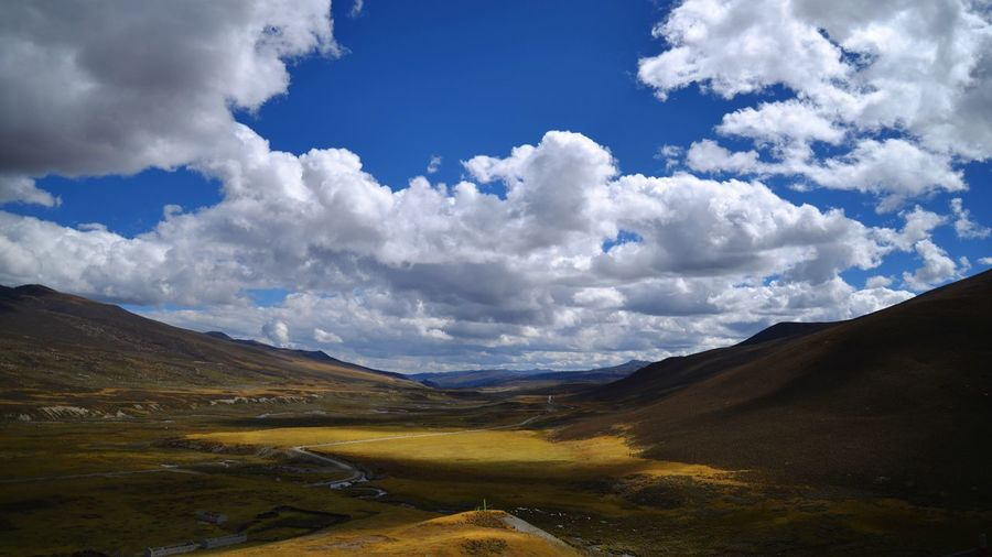 Be. Ready. Cloud - Sky Tibet Mountain Pure China Travel Be. Ready.