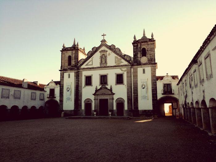 Cabo Espichel Architecture History